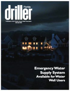 A new emergency water supply critical for storm preparation